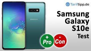 Samsung Galaxy S10e | Test deutsch