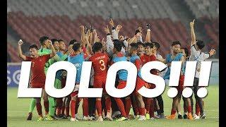 Timnas U-19 Indonesia Lolos 8 Besar Piala Asia U-19, Sudah Ditunggu Juara Bertahan