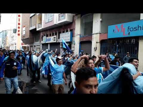 """Ultras Macara 2017"" Barra: Los Ultras • Club: Macará"