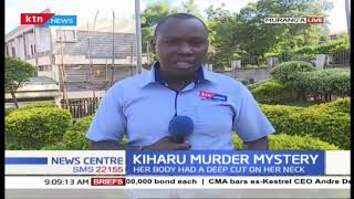 Suspect behind murder of Margret Waithera to appear in court