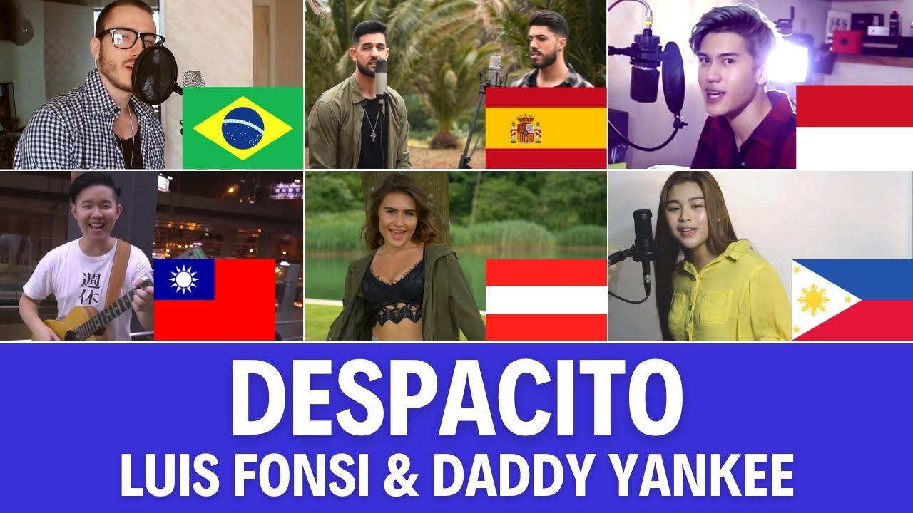 Quem Canta Melhor? Cover Despacito (Áustria, Brasil, Espanha, Filipinas, Indonésia, Taiwan)