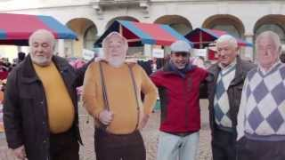 preview picture of video 'Aldo & Livio in tour a Bellinzona'