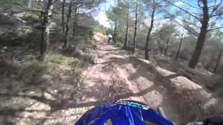 preview picture of video 'DH Higueruelas Gopro 2014'