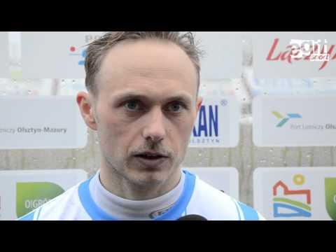 Wypowiedzi po meczu Stomil Olsztyn - Wigry Suwałki