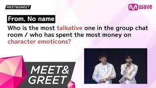 [MEET&GREET] B.A.P talks about their private group chat