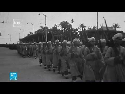 العرب اليوم - شاهد: الحركى يطالبون فرنسا بتعويضات مادية بسبب معاناتهم