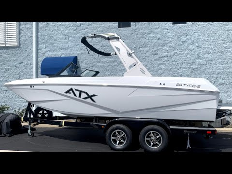 2021 ATX Surf Boats                                                              20 Type-S Image Thumbnail #0