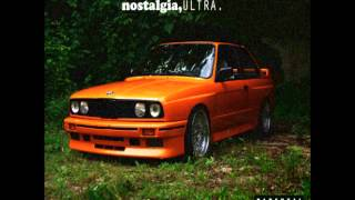 Frank Ocean - Love Crimes - Nostalgia Ultra