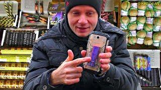 ✅Тест самых мощных ПЕТАРД на кокосе, яйцах и микроволновке 💥 Краштест смартфона AERMOO