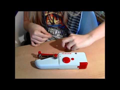 GeniMonster's Costume-Workshop - Gimmiks Hand-Nähmaschine
