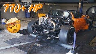 ONE OFF LOTUS BREAKS 750HP *CAN WE DO 1000 ?*