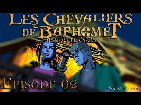 Les Chevaliers de Baphomet : The Director's Cut Nintendo DS
