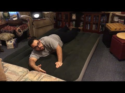 Air Mattress –  Intex Expedition Series – FatBoy800lbs Reviews
