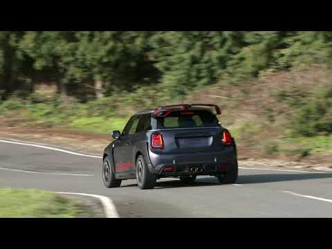THE NEW MINI JOHN COOPER WORKS GP3 | OUR MOST POWERFUL MINI EVER