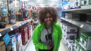 Mr. Ghetto  Wal-Mart ... by GloZell and Mother