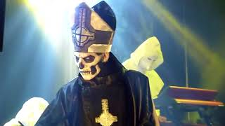 Ghost - I'm a Marionette (ABBA Cover) | Live in Linköping, Sweden on December 15, 2012