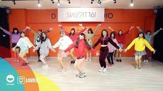 Sweat16! - Yakiniku (Dance Practice) HD