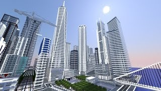 Minecraft Giant Imperial City Amazing Map Most Popular Videos - Minecraft moderne hauser map download