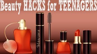 Beauty Hacks for Teenagers/Women/Girls | Beauty Hacks Every Girl Should Know for Little Struggles.
