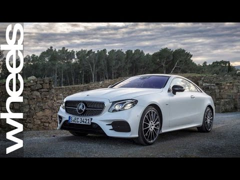 2017 Mercedes-Benz E-Class Coupe video review | Wheels Australia