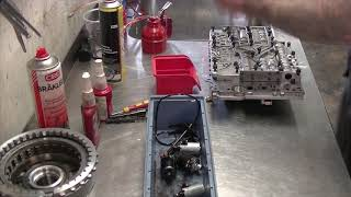 How to make 1500hp economicly tranny