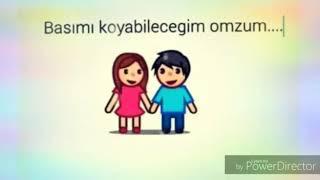 Sevgiliye Atılacak En Güzel Video ( Başımın Tatlı Belası )