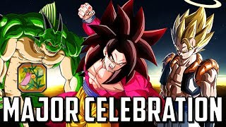 HUGE GLOBAL NEWS! FP SSJ4 Goku, LR Gogeta/Vegito Return, Porunga Campaign | DBZ Dokkan Battle