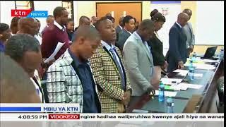 Kijana mmoja anaedaiwa kuwa wakurandaranda anazuiliwa na mapolisi kwa madai ya uhalifu: Mbiu ya KTN