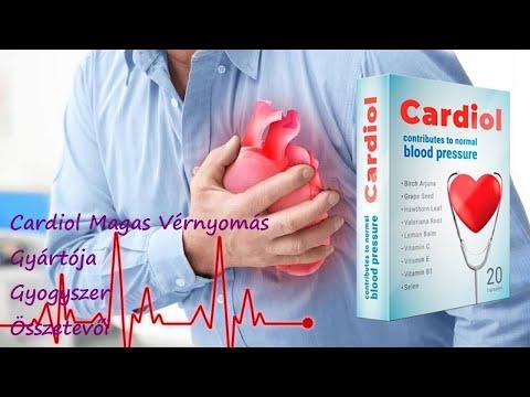 Tarka gyógyszer magas vérnyomás ellen