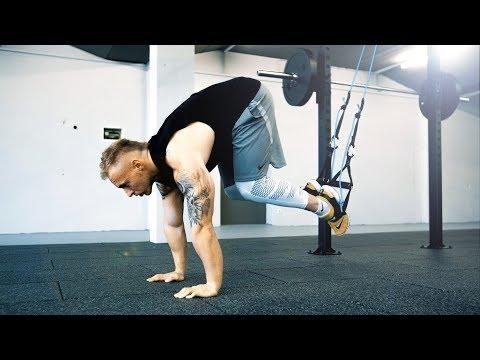 Sling Trainer Workout für Anfänger | TRX Übungen für zu Hause | Aerosling Trainingsplan