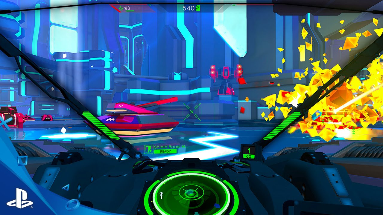 5 Things You Didn't Know About Battlezone on PS VR