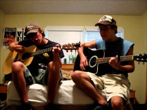 Eric Church - Cant Take It With You (Cover)