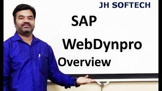 SAP WebDynpro Overview