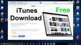 How to DownLoad iTunes to your computer Painlessly - 2017 Beginners Tutorial Free