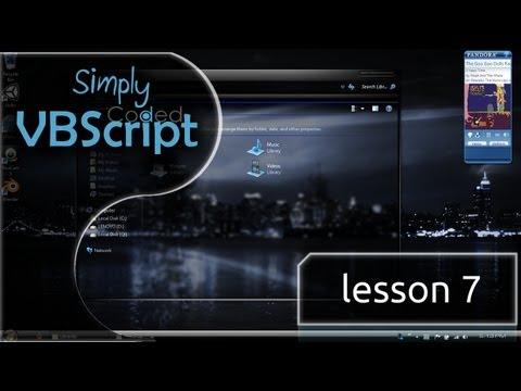 VBScript Basics, Part 7 | Do Loops