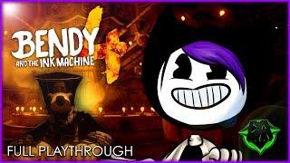 BORIS GOT BEEF! | BENDY CHAPTER #4 (FULL PLAYTHROUGH) | DAGames