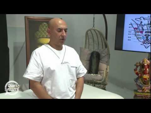 Puntura di osteochondrosis cervicale