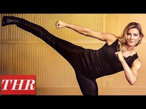 Stuntwomen for Scarlett Johansson, Elizabeth Olsen, Evangeline Lilly & More | Women of Action | THR