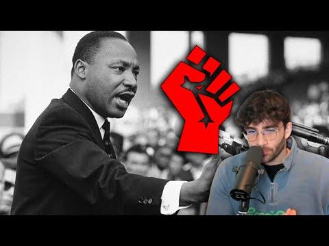 The Whitewashing of MLK.
