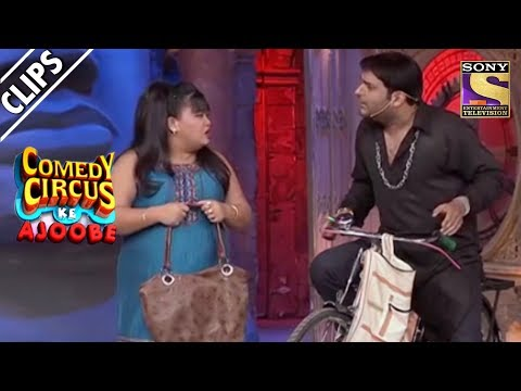 Download Bharti Asks Kapil For A Lift | Comedy Circus Ke Ajoobe HD Mp4 3GP Video and MP3