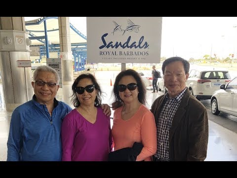 DeNgo - Travel #p15: Sandals Resorts, Barbados (part 1).