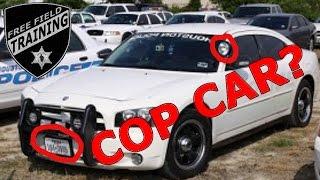 Spot an UNDERCOVER POLICE CAR?!
