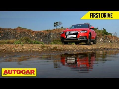 Audi Q3 S | First Drive | Autocar India