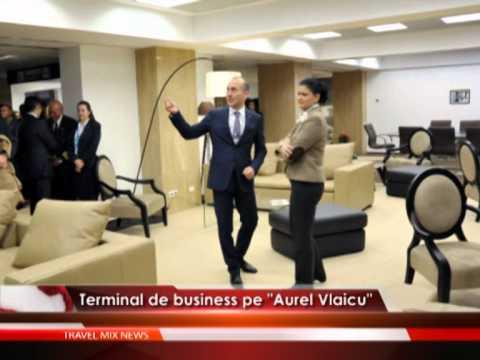 """Terminal de bussines pe """"Aurel Vlaicu"""""""