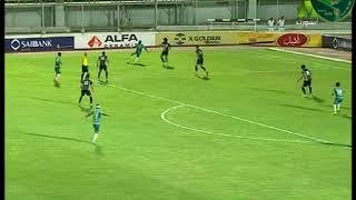 ملخص مباراة الانتاج الحربى والاتحاد 0-1 للاتحاد 2015
