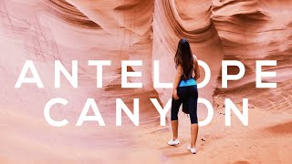 Upper Antelope Canyon and Las Vegas in 3 days