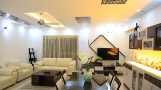 Interior Design of Mr. Kishan's House   Bonito Designs   Salarpuria Greenage Apartments