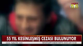 SAMSUN'DA 71 FARKLI SUÇTAN ARANAN ŞAHIS YAKALANDI!
