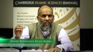 preview picture of video 'Surah Nuh - Shaykh Dr Mohammad Akram Nadwi - The Magnificent Journey, Cambridge'