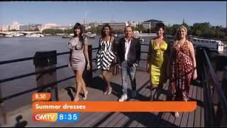 GMTV Lorraine Presentation (spring 2009)